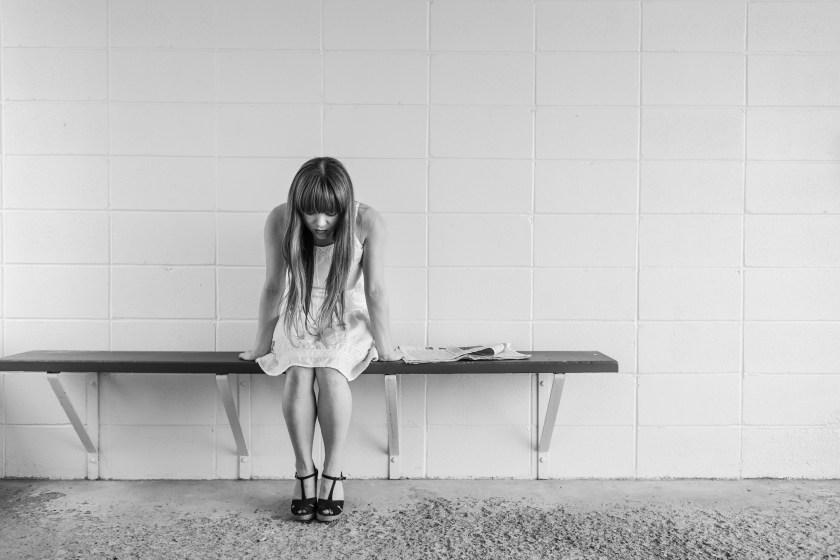 Tired Stressed Depressed