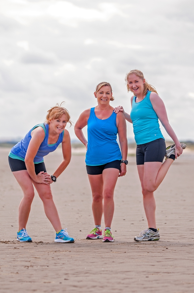 women fitness running health