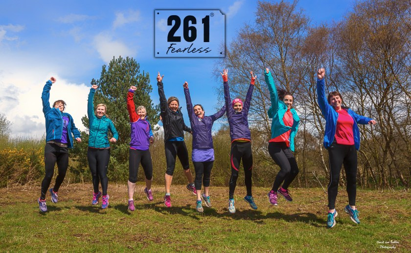 261Fearless running clubs