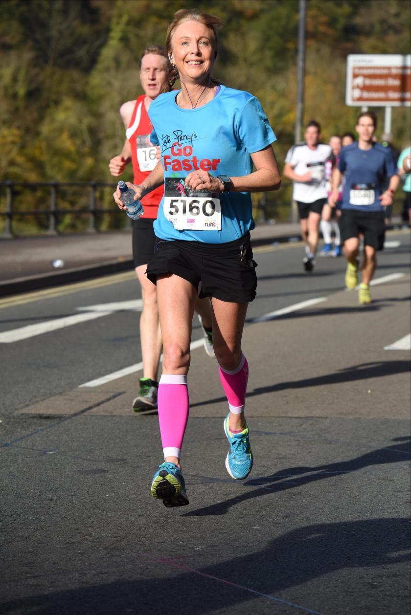 Go Faster Food Kate Percy drjulietmcgrattan.com
